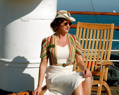 1930s Summer Ensemble